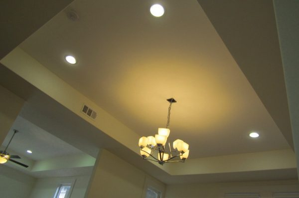 50 Unique Ceiling Design Ideas to Update the Forgotten Wall - Tray ceiling