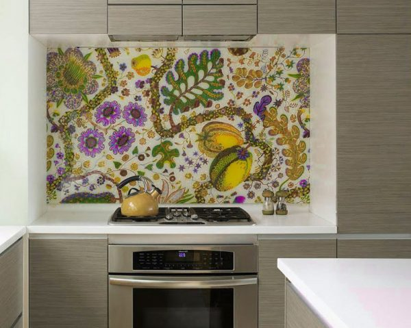 Kitchen Wall Decor Backsplash Art