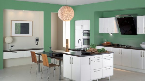 Kitchen Wall Decor Color