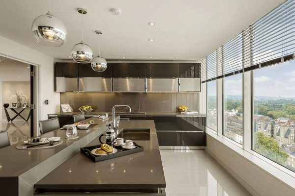 Modern Decor Kitchen