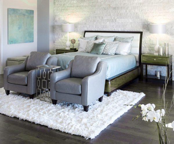 Recliner in Bedroom
