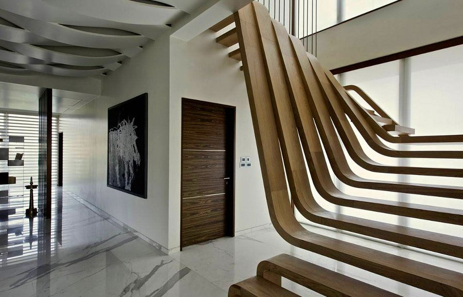 Contemporary Design Staircase