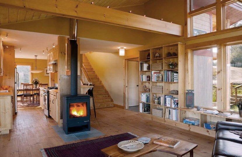 Fireplace Furnace