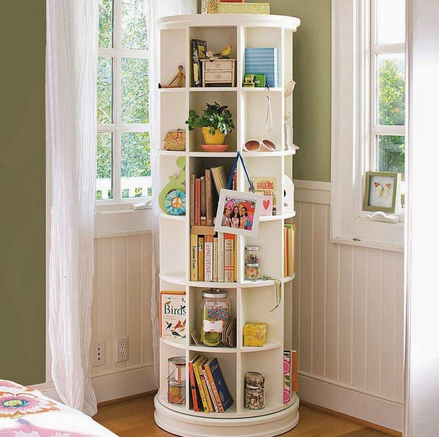 Tower Bookshelf