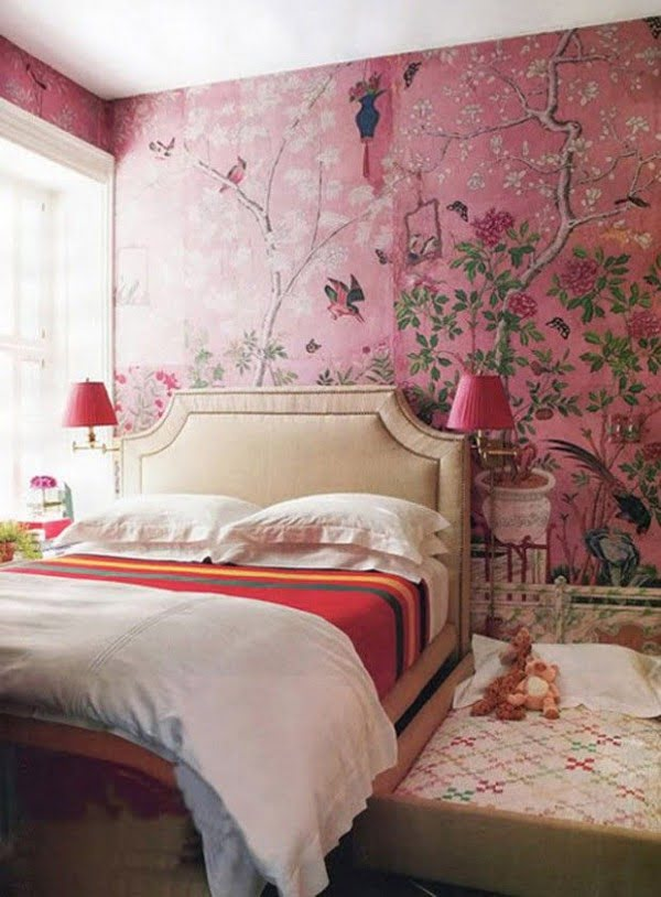 10 Swoon-Worthy Chinoiserie Wallpapers