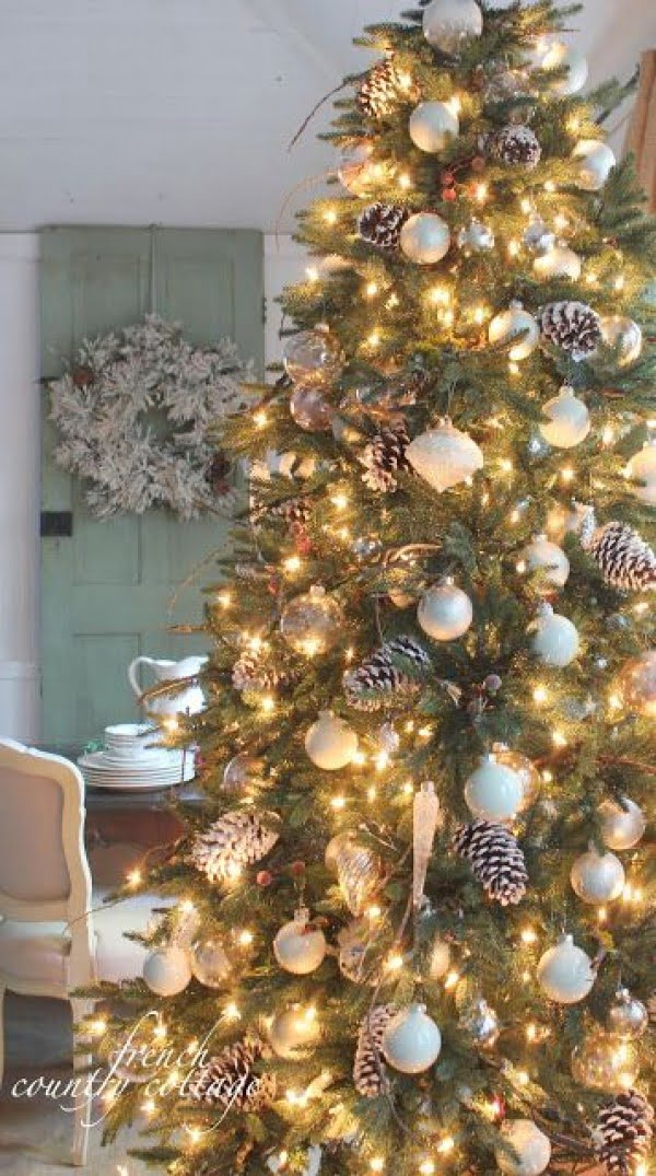 12 Creative Christmas Tree Ideas (and a Giveaway