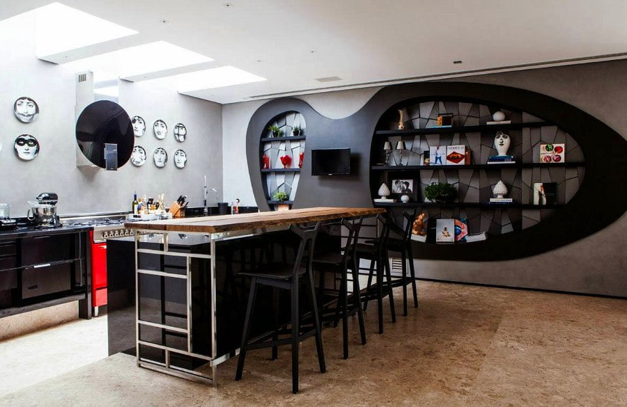 Modern Kitchen Bar