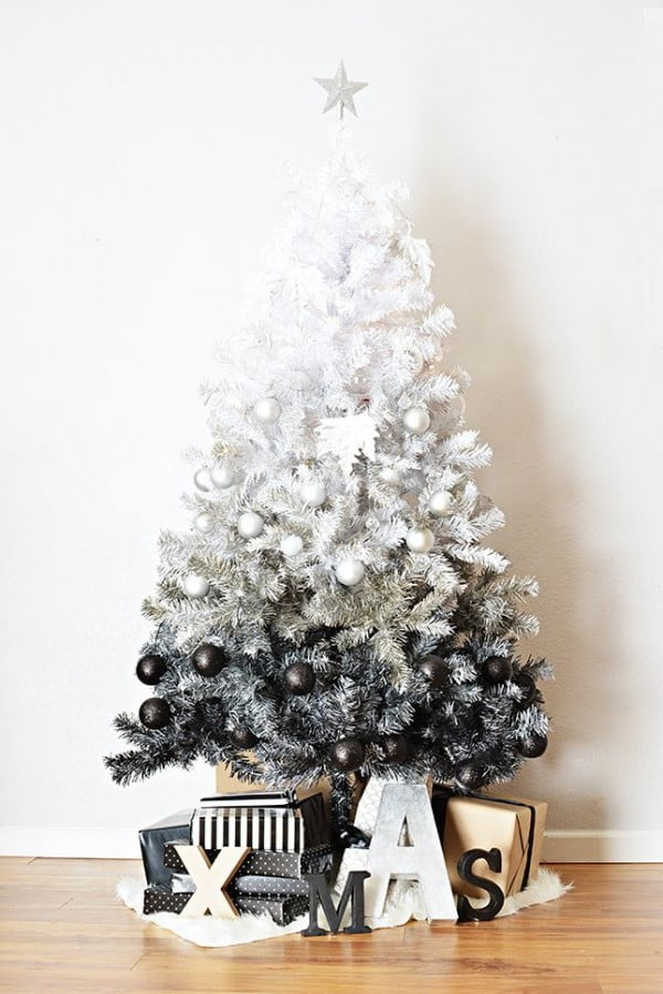 18 Modern Christmas Tree Alternatives