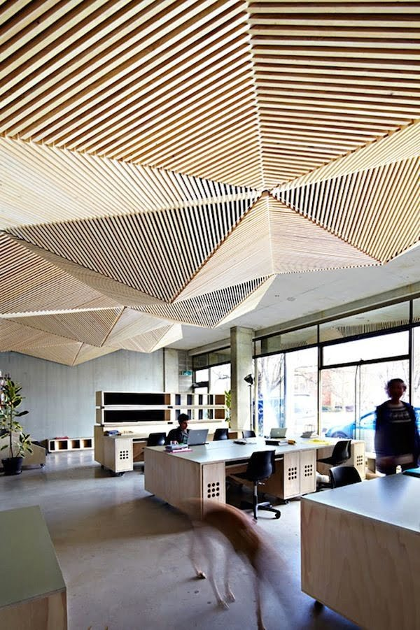 50 Unique Ceiling Design Ideas to Update the Forgotten Wall - Source: www.interiorsbystudiom.com