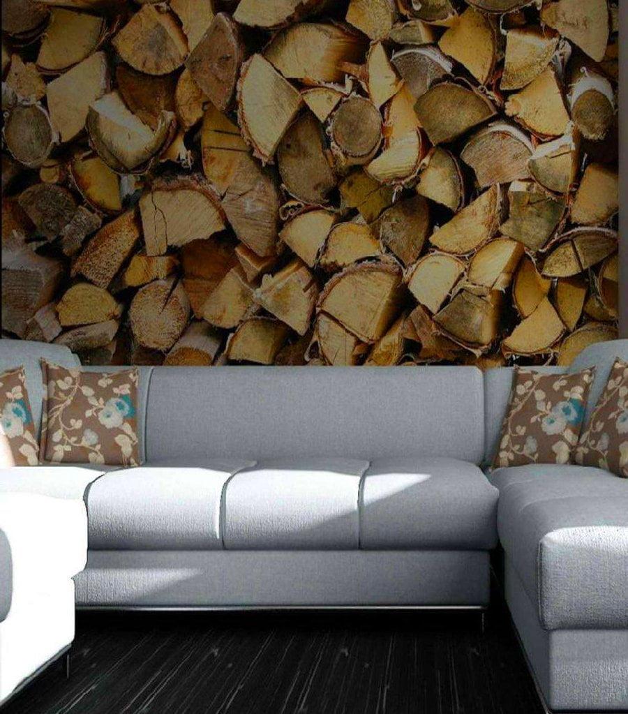 firewood-mural