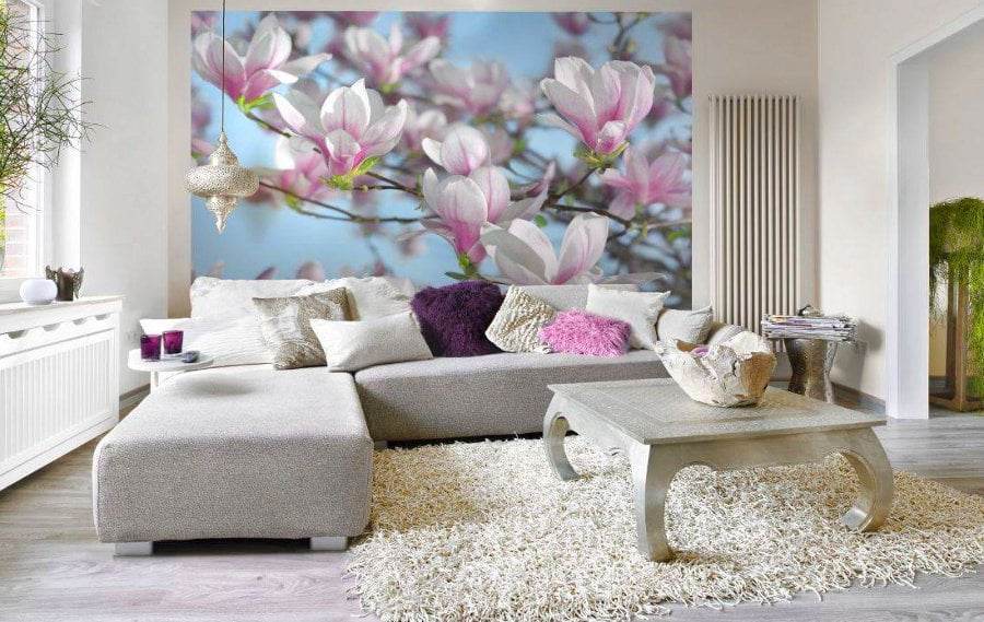floral-mural