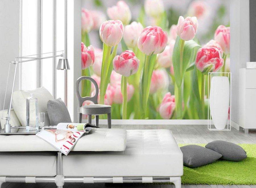 flowers-mural