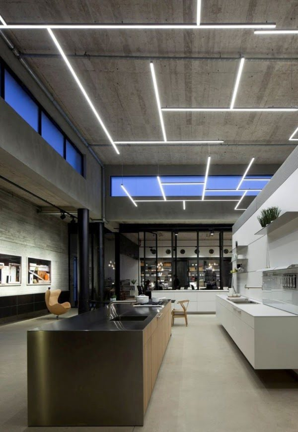 50 Unique Ceiling Design Ideas to Update the Forgotten Wall - Source: www.archdaily.com