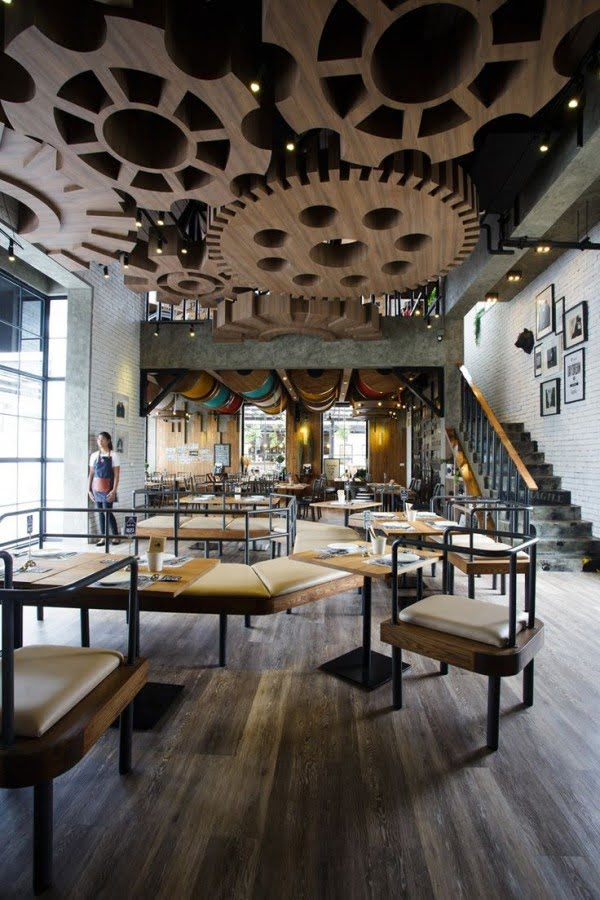 50 Unique Ceiling Design Ideas to Update the Forgotten Wall - Source: www.zsazsabellagio.com