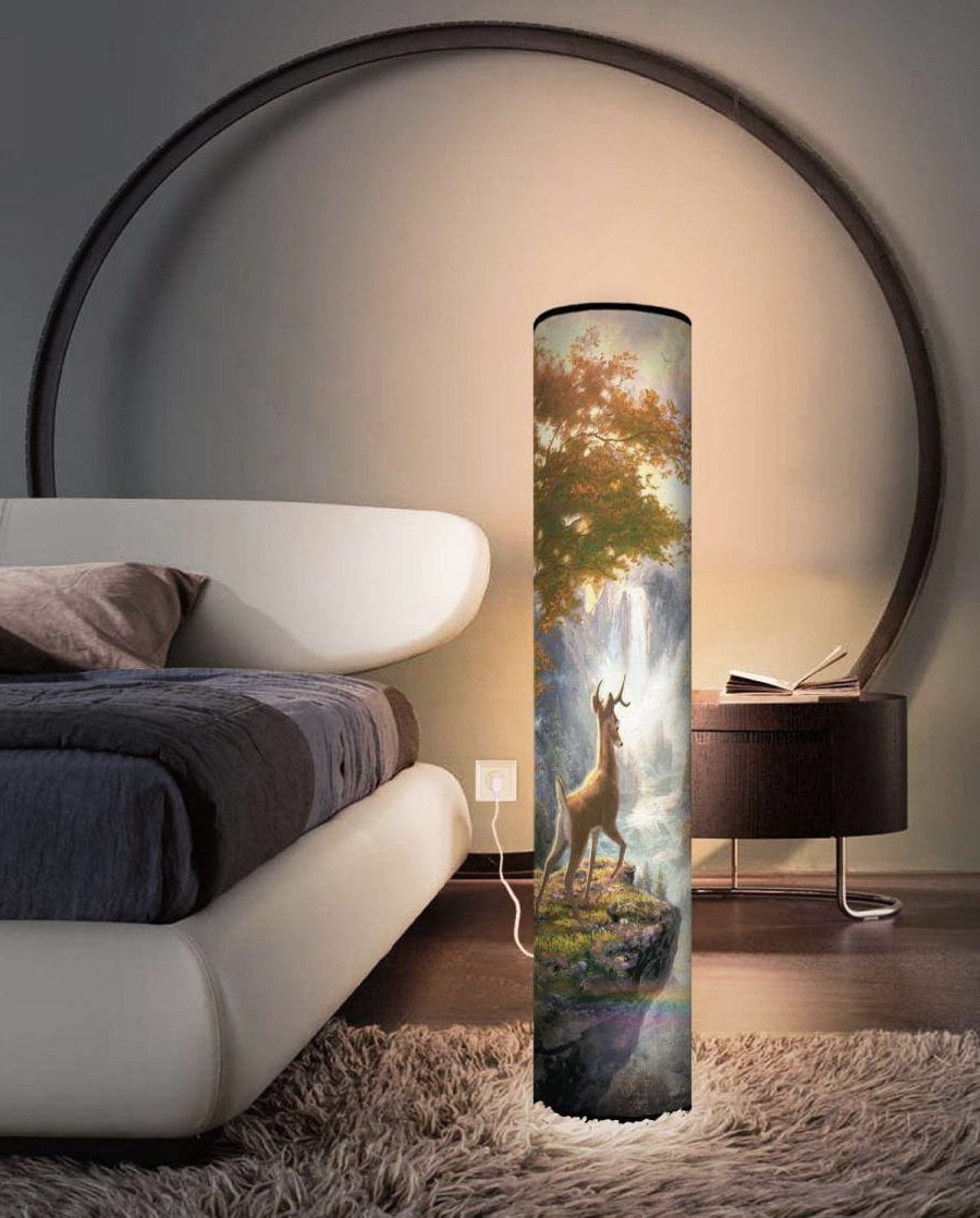 Picture Tower Lamp