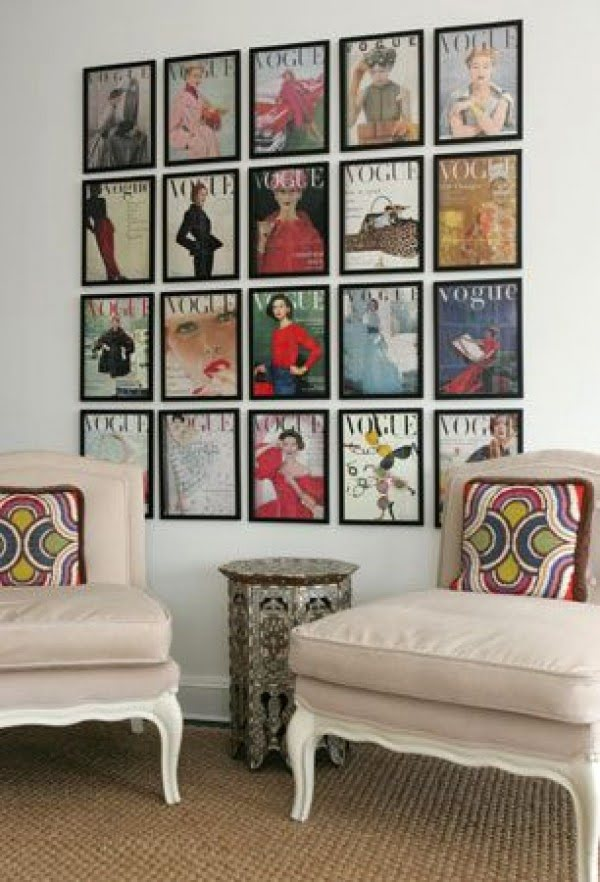 Magazine Storage: How To Display Old Volumes