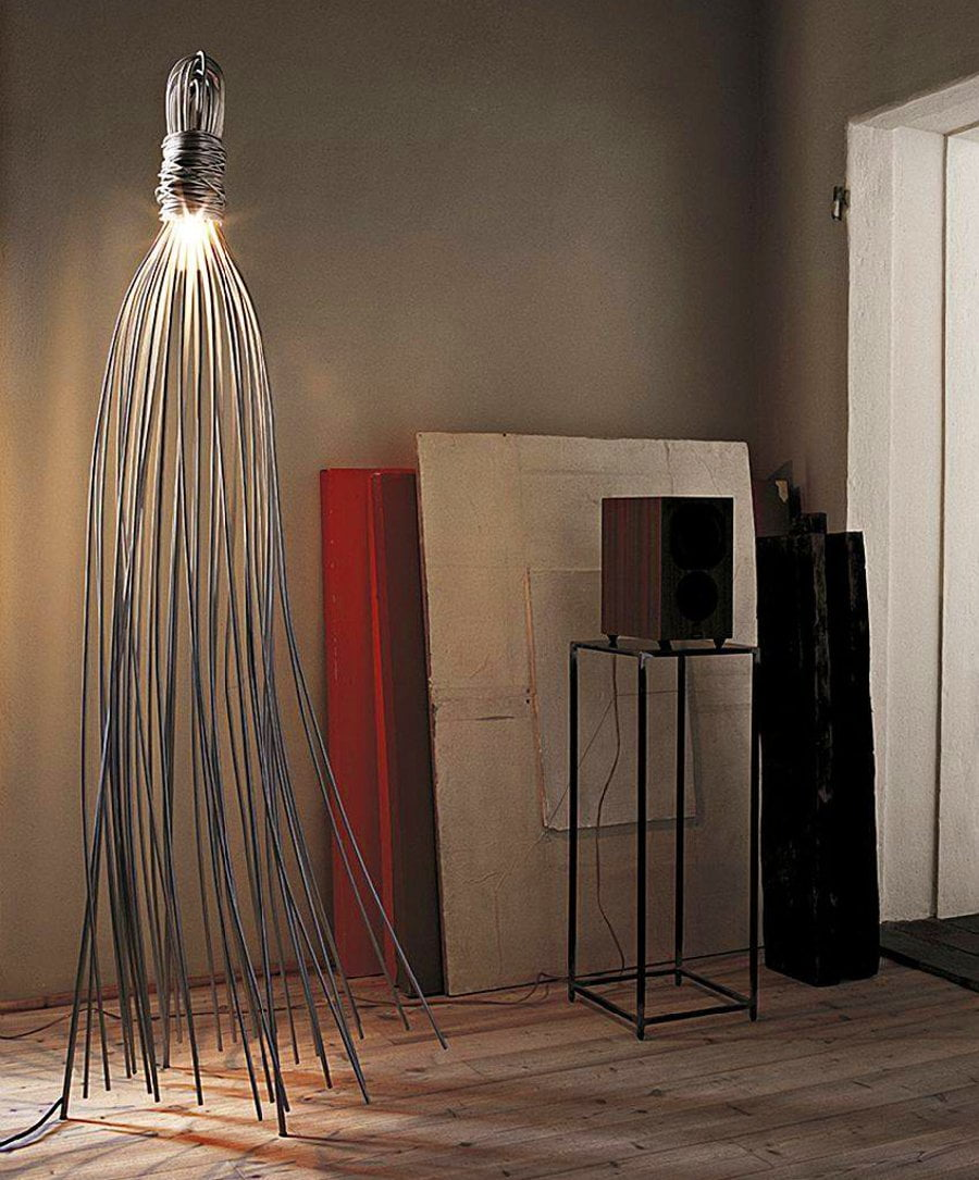 Rope Lamp Design