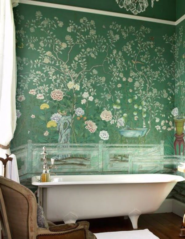 Sanctuary: Chinoiserie