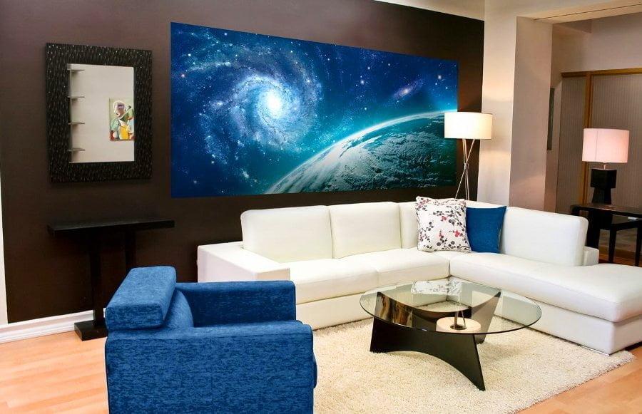 space-mural