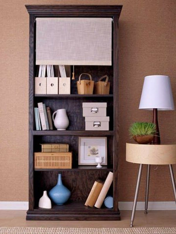 22 Easy DIY Bookshelf Ideas You Can Build at Home - Source: www.bhg.com