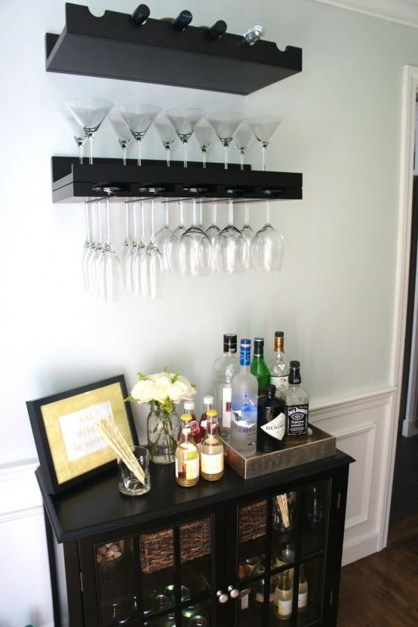 Create a Home Bar
