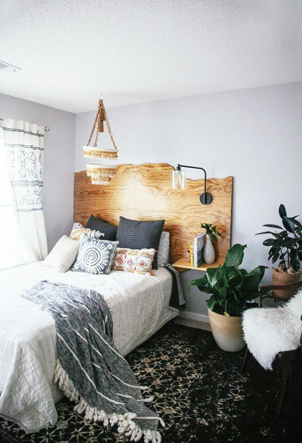 Accent Headboard #homedecor
