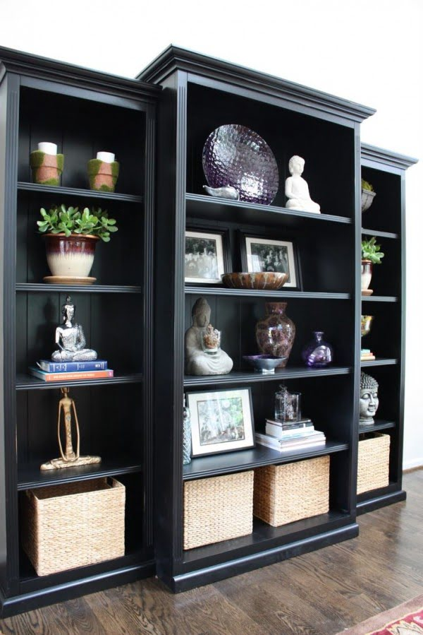 22 Easy DIY Bookshelf Ideas You Can Build at Home - Source: www.theyellowcapecod.com