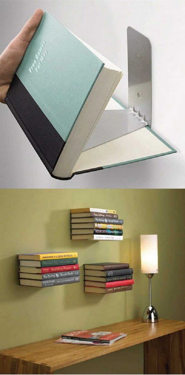 Home Decor Invisible Shelves