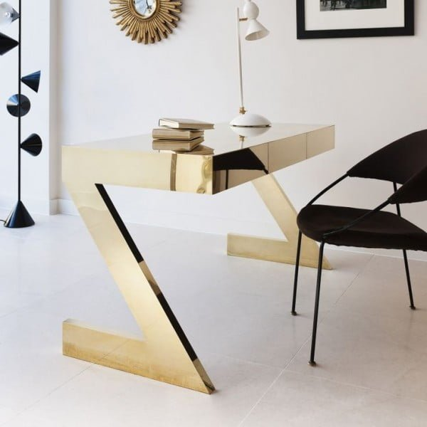 15 Modern Functional Desk Designs That Make Work Spaces Enjoyable