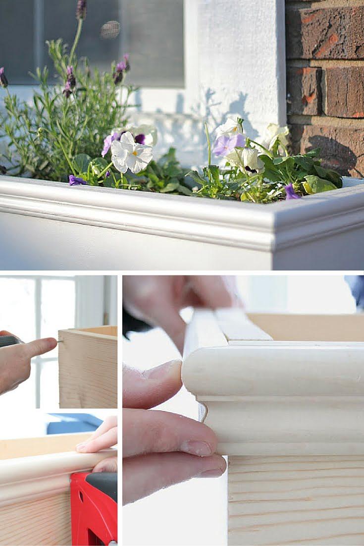 DIY Window Box Planter!