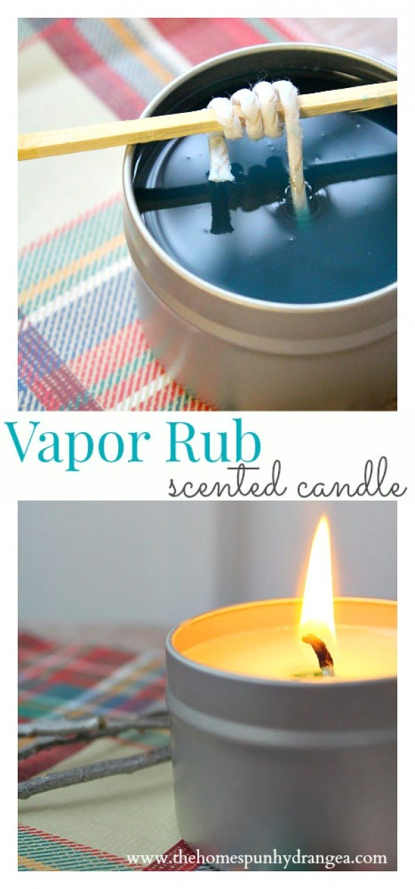Check out how to make your own DIY scented candles