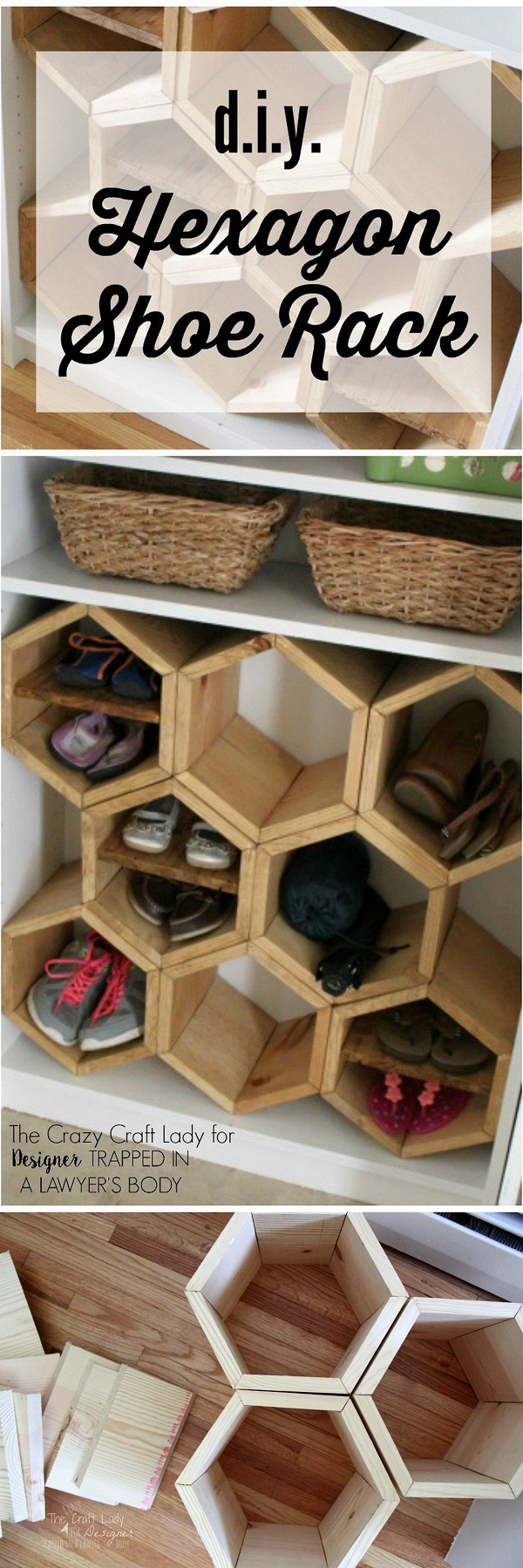 Diy shoe rack 60 easy project ideas you can build on a budget 60 easy diy shoe rack ideas you can build on a budget check out solutioingenieria Choice Image