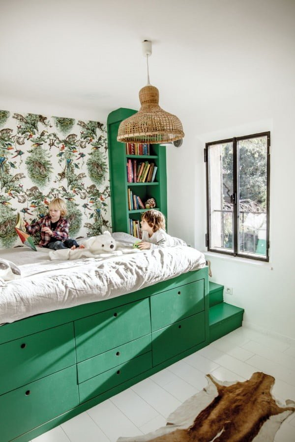 35+ Fun Kids Bedroom Ideas for Small Rooms on Ideas For Small Rooms  id=21685