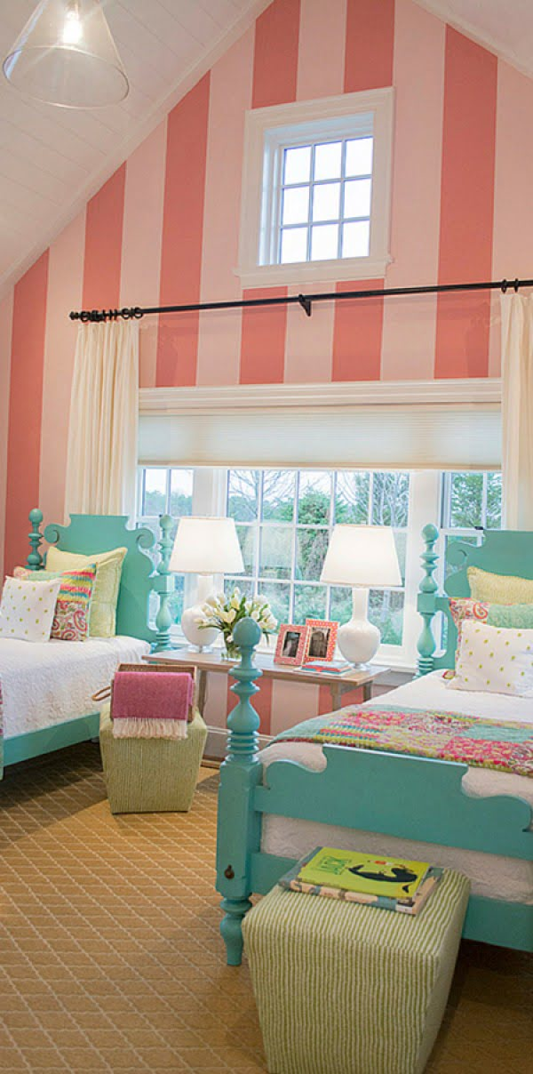 Small Kids Room Ideas: 35+ Fun Kids Bedroom Ideas For Small Rooms