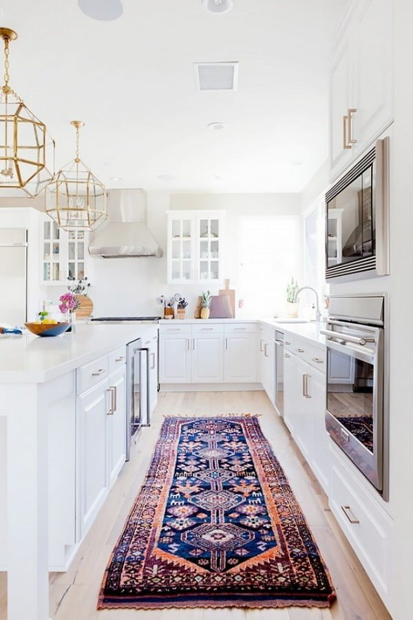 Kitchen Runner Rug Ideas For Instant Style