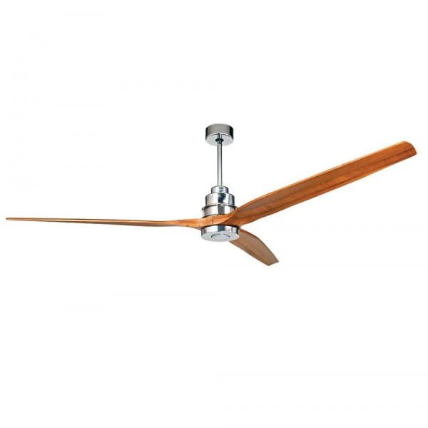 Sonnet Oak ceiling fan