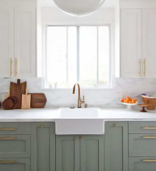 Best Kitchen Cabinet Colors for Small Kitchens (with Pictures)