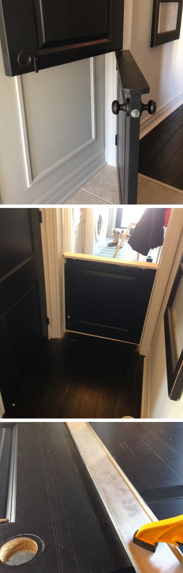 How to make DIY chic dutch door