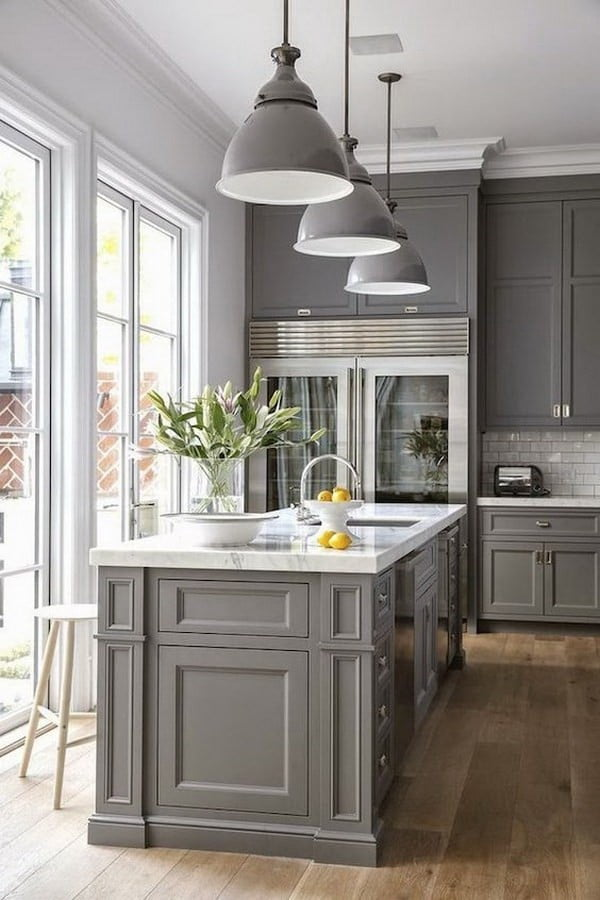 Best Kitchen Cabinet Colors For Small Kitchens With Pictures