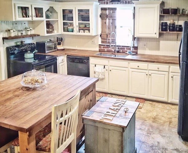 Are Wood Butcher Block Kitchen Countertops Ideal On A Budget