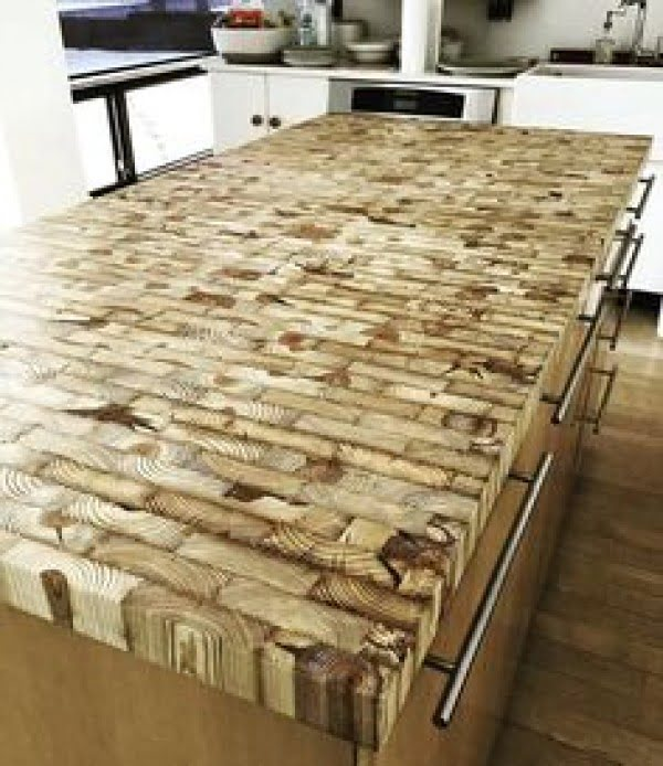 Kitchen Countertops Wood And Butcher Block: Are Wood Butcher-Block Kitchen Countertops Ideal On A Budget?