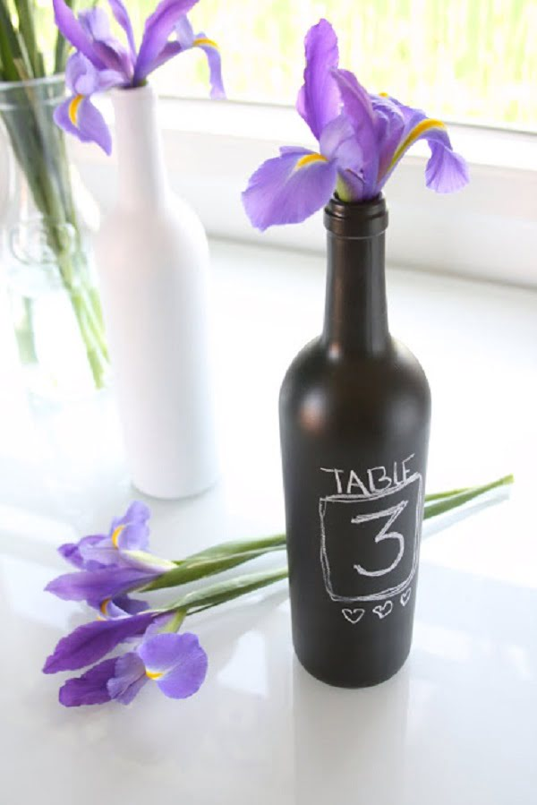 Wine Bottle Centerpieces to Make and Sell