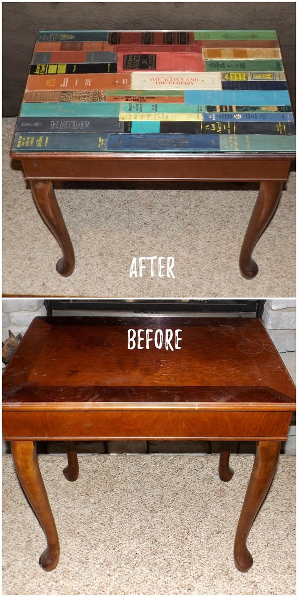 30 Most Impressive DIY Makeovers of Flea Market Finds - Check out this   flip of an old desk makeover