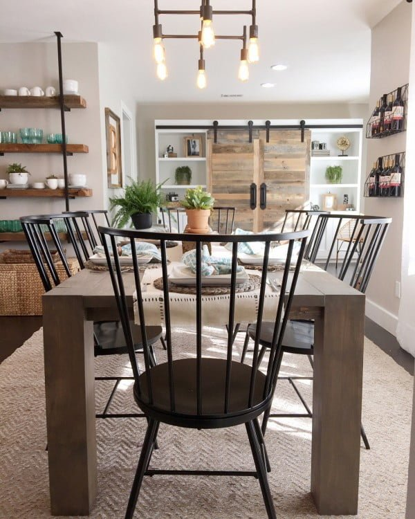 40 Rustic Living Room Ideas To Fashion Your Revamp Around: 100 Modern Farmhouse Decor Ideas That Work Like Magic