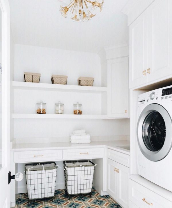 100 Fabulous Laundry Room Decor Ideas You Can Copy -