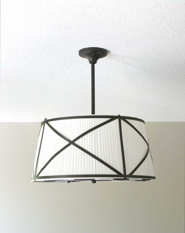 Tasteful and Classy DIY Chandelier