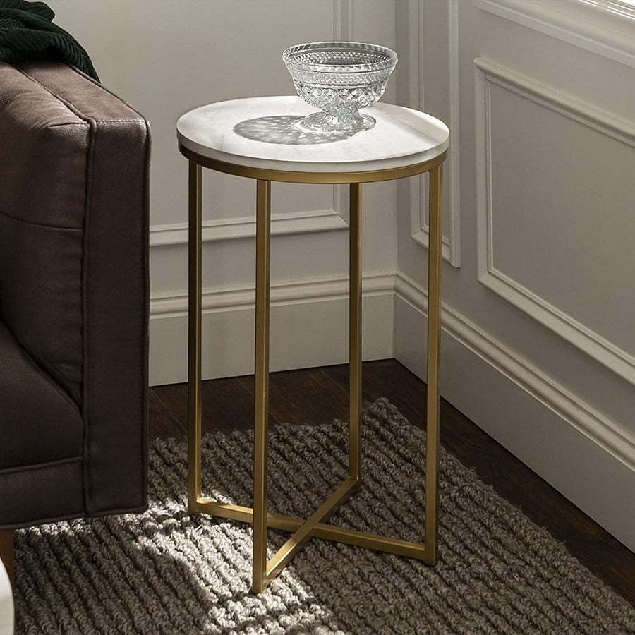 walker edison marble table