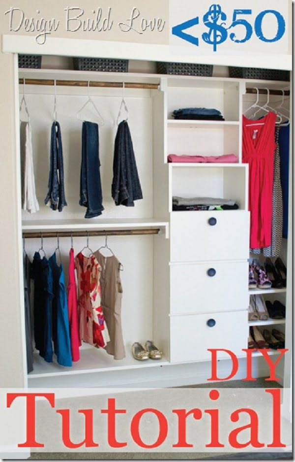 How to make a  closet (kit)