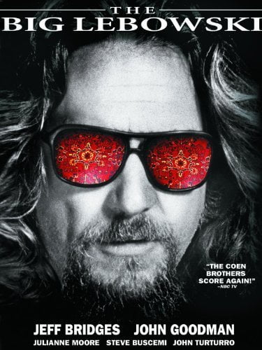 The Big Lebowski poster wall decor