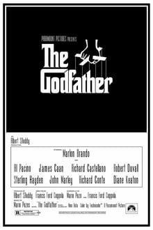 The Godfather poster wall decor
